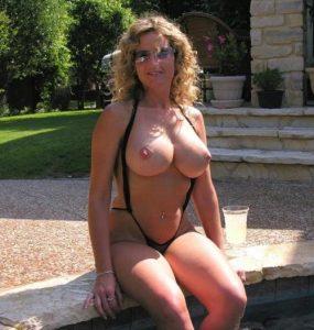 photo sexy de cougar coquine 103
